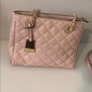 Aldo mauve pink bag - like new!!!